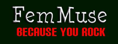 FemMuse.com logo